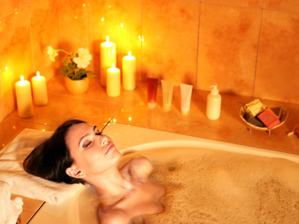 bougie relaxation