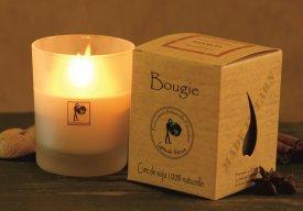 bougies aromatherapie 100 naturelles cire de soja aux huiles essentielles. Black Bedroom Furniture Sets. Home Design Ideas