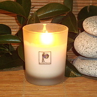Bougie Votive nature. 17-20h-  Soy wax votive candle