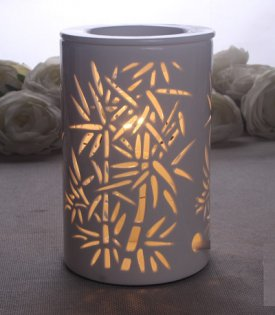 Lampe aromatique decorative.